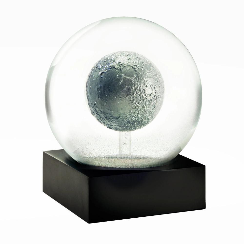 vCoolSnowGlobes | Moon Cool Snow Globe | Putti Celebrations Canada