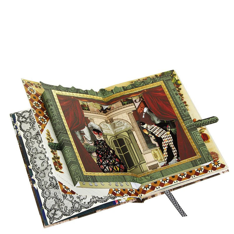 Christian Lacroix Hardcover Journal - Voyage II