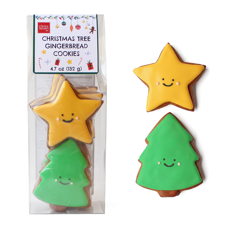 Holiday Mini Cookie Bag - Christmas Tree