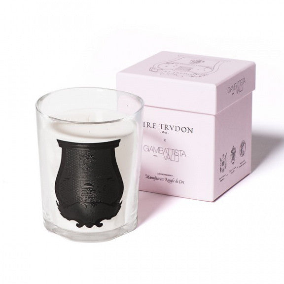 Cire Trudon Candle Rose Poivre by Giambattista Valli
