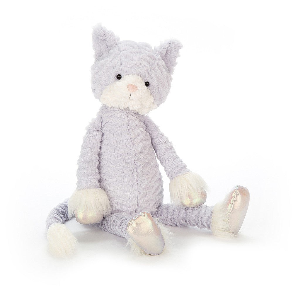"Jellycat ""Dainty Kitten"" Soft Toy, JC-Jellycat UK, Putti Fine Furnishings"