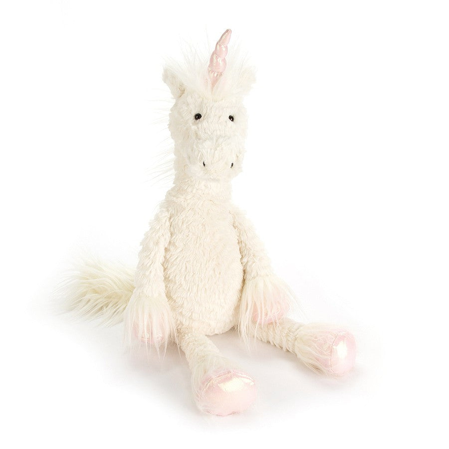 Jellycat - Dainty Unicorn -  Children's Toys - Jellycat - Putti Fine Furnishings Toronto Canada
