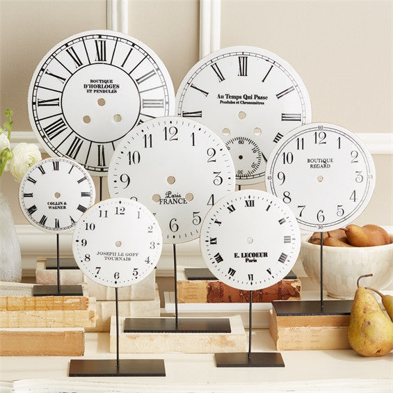 Tozai Horology Clock Faces