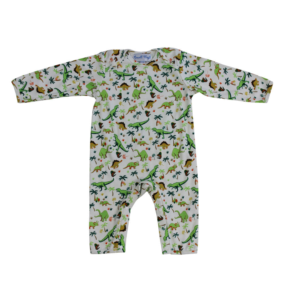 Dinosaur Print Jumpsuit, PC-Powell Craft Uk, Putti Fine Furnishings