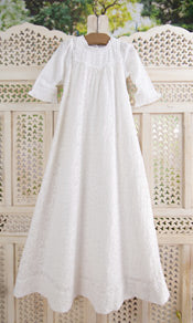 Innocence Christening Gown-Dresses-April Cornell-Putti Fine Furnishings