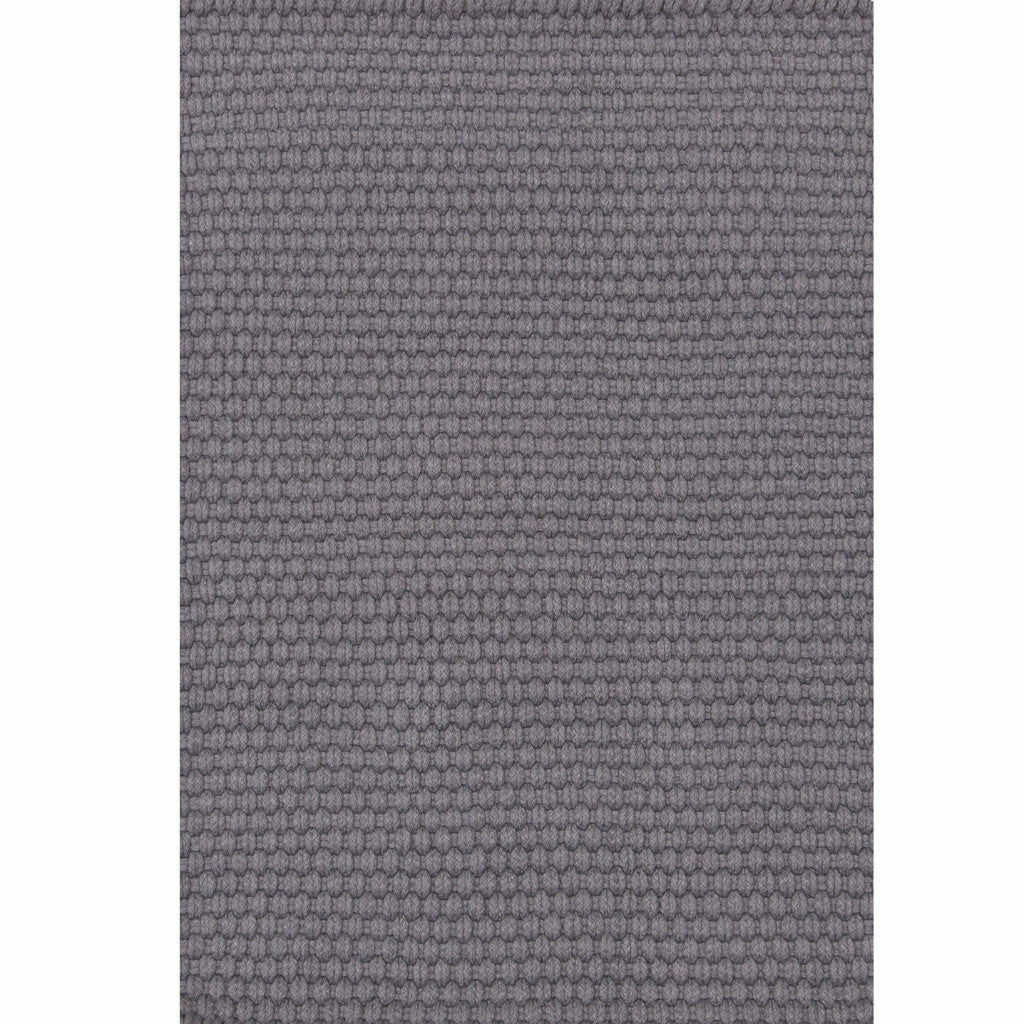 Rope Indoor/Outdoor Rug - Graphite, D&A-Dash & Albert, Putti Fine Furnishings