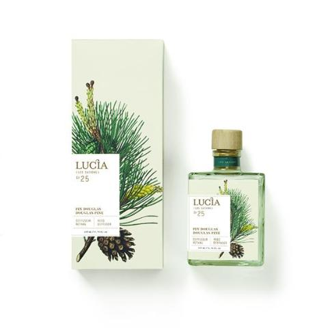 Lucia Les Saison Pine Scented Reed Diffuser - Putti Fine Furnishings