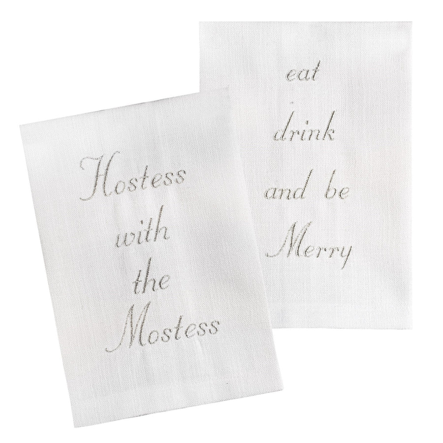 Christmas Hand Towel Set, CF-Canfloyd, Putti Fine Furnishings