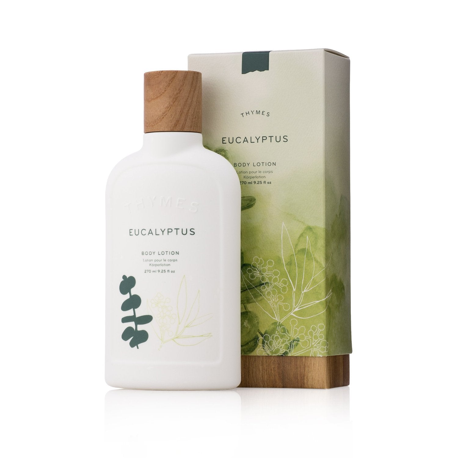 Thymes Eucalyptus Body Lotion