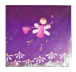 "Shakies ""Fairy and Daisy"" Card"