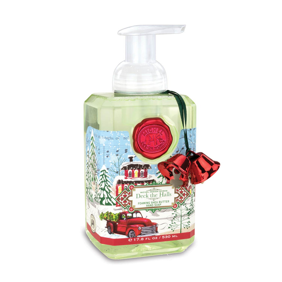 Deck the Halls Foaming Hand Soap