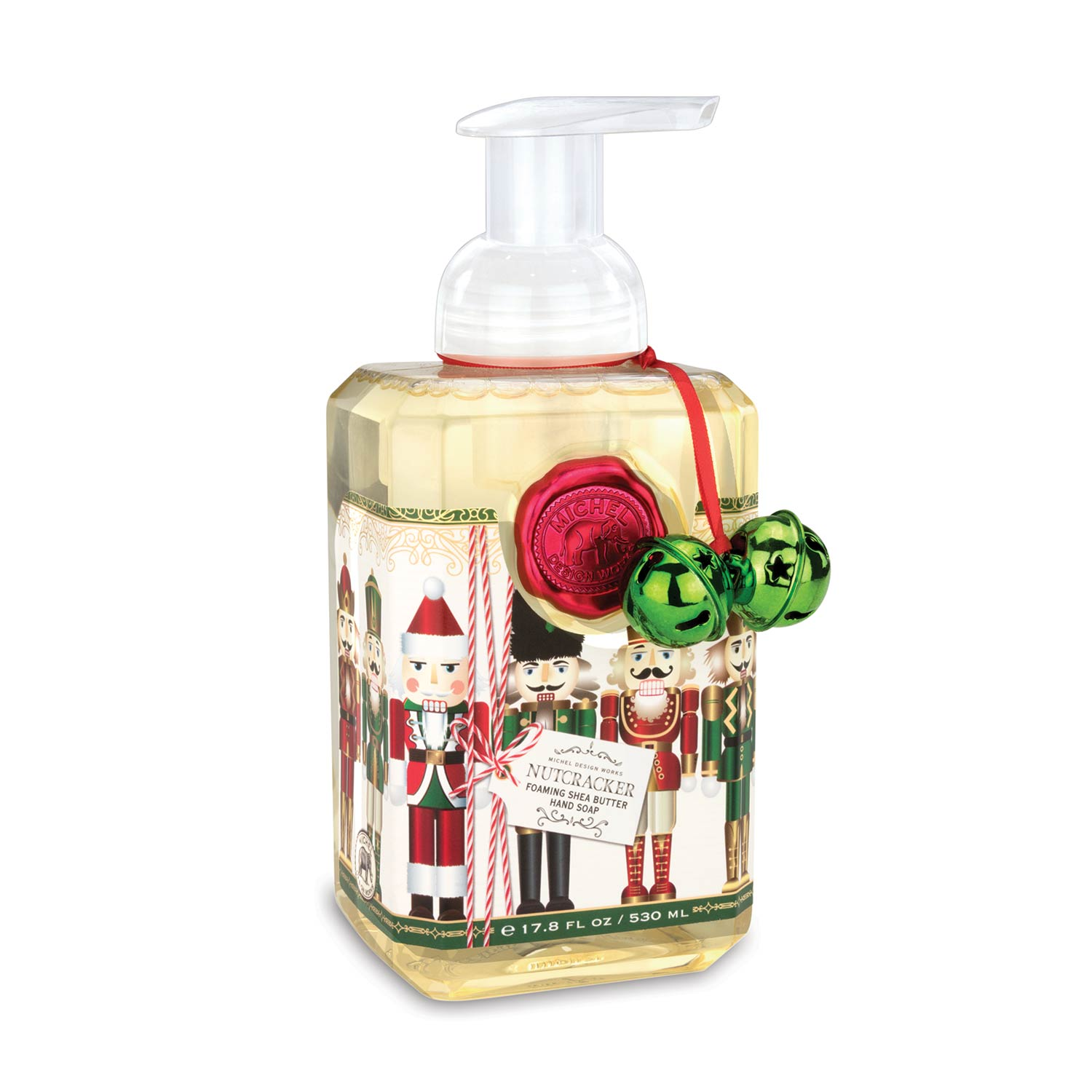 Michel Design Works Nutcracker - Foaming Hand Soap - Putti Fine Furnishings