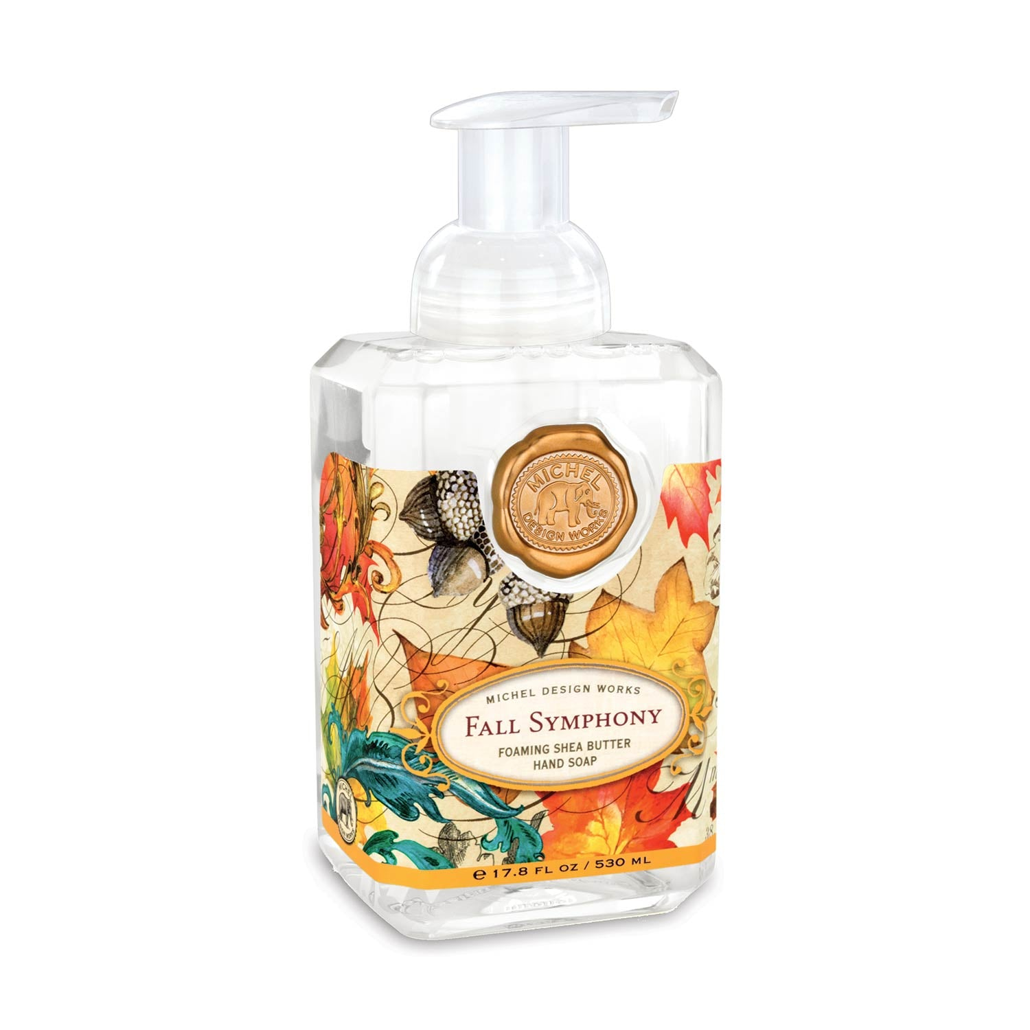 Michel Design Works Fall Symphony Foaming Hand Soap