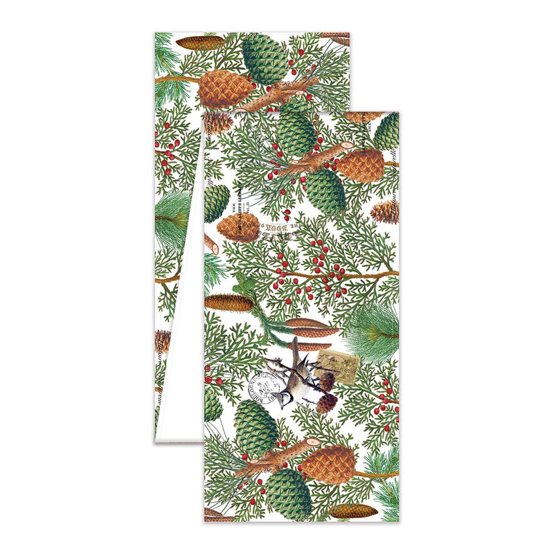 "Micel Design Works ""Spruce"" Table Runner"
