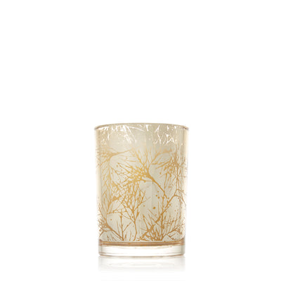 Thymes Cedar Luminary Candle - Small | Putti Fine Furnishings Canada