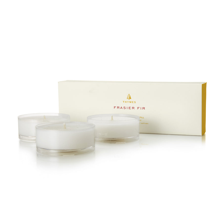 Thymes Frasier Fir Tea Light Refill