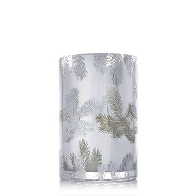 Thymes Frasier Fir Luminary Candle Medium Putti Fine Furnishings Canada