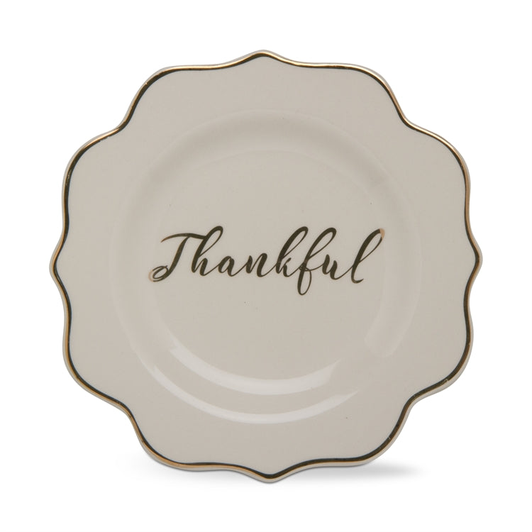 """Thankful"" Appetizer Plate 