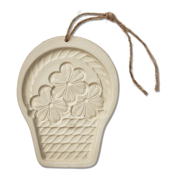 Basket of Flowers Cookie Mold | Putti Easter Celebrations