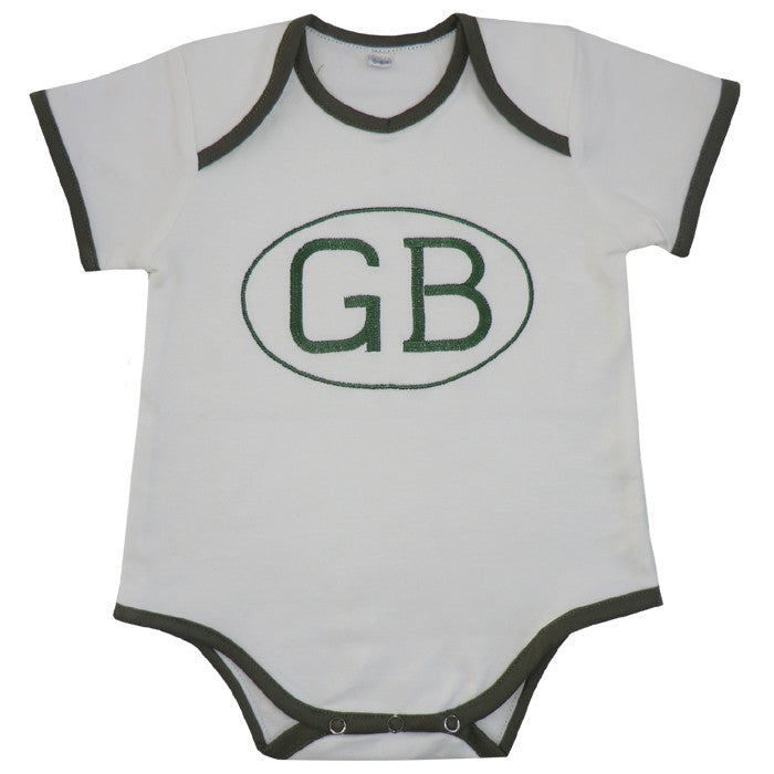 GB Baby Grow-Children's Clothing-PC-Powell Craft Uk-0 to 6 month-Putti Fine Furnishings
