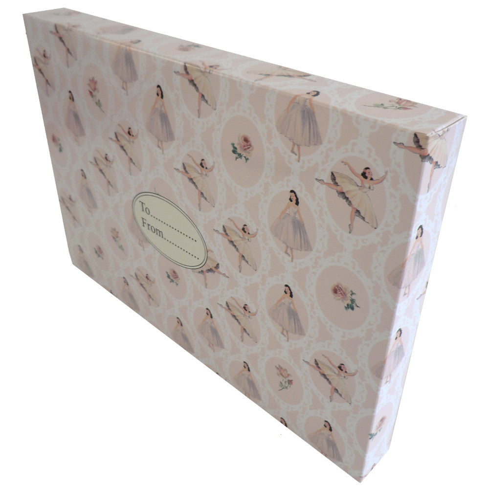 Ballerina Gift Box, PC-Powell Craft Uk, Putti Fine Furnishings