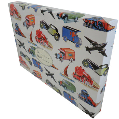 Vintage Transportation Gift Box, PC-Powell Craft Uk, Putti Fine Furnishings