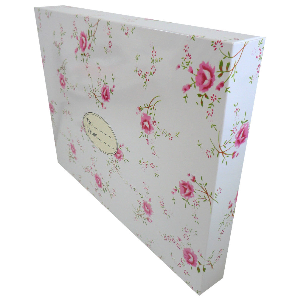 English Rose Gift Box-Gift Boxes-PC-Powell Craft Uk-Putti Fine Furnishings