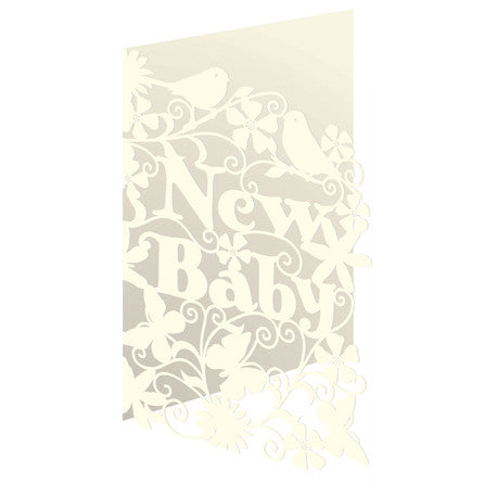 Roger la Borde - New Baby - Creme Anglais -  Stationary - EG-Estelle Gifts - Putti Fine Furnishings Toronto Canada