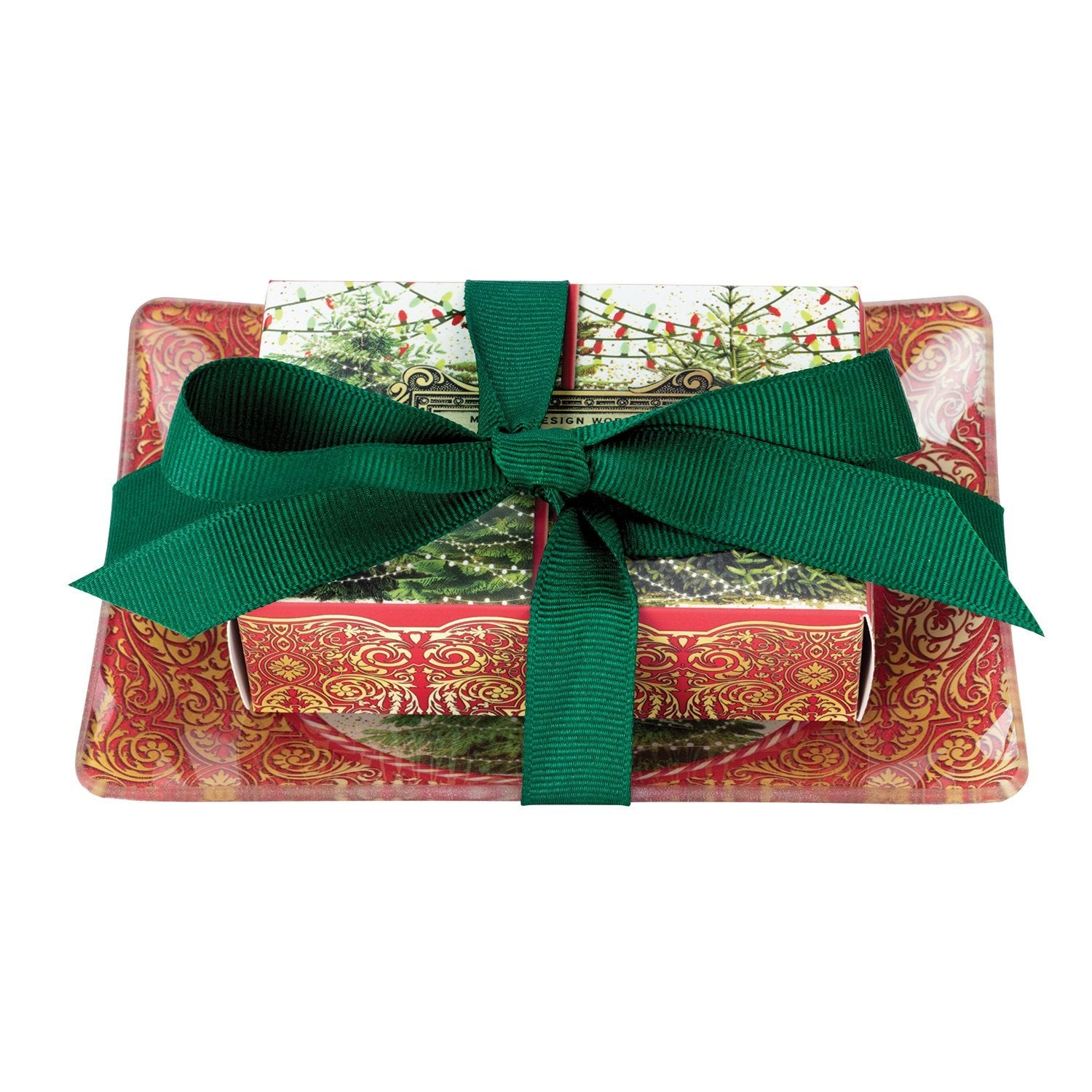 Michel Design Works O Tannenbaum Gift Soap Set | Putti Christmas Canada