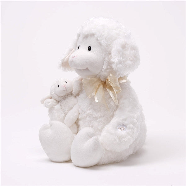 "Baby Gund - Talking ""Nursery Time"" Lamb"