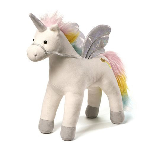 "Gund ""My Magical Unicorn"" Light and Sound Toy -  Children's Toys - Enesco - Putti Fine Furnishings Toronto Canada"