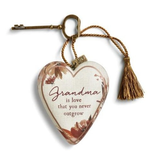 "Demdaco ""Grandma"" Art Heart 