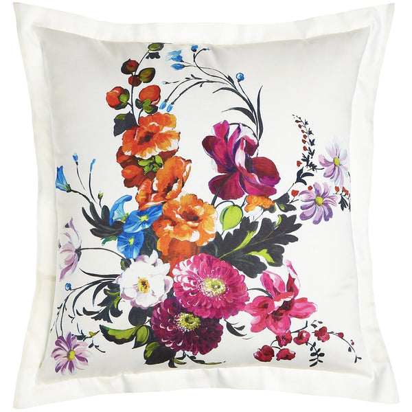 "Designers Guild Amrapali Peony Bedding-Bedding-DG-Designers Guild-European Sham 26"" x 26"" ( 65 x 65cm )-Putti Fine Furnishings"