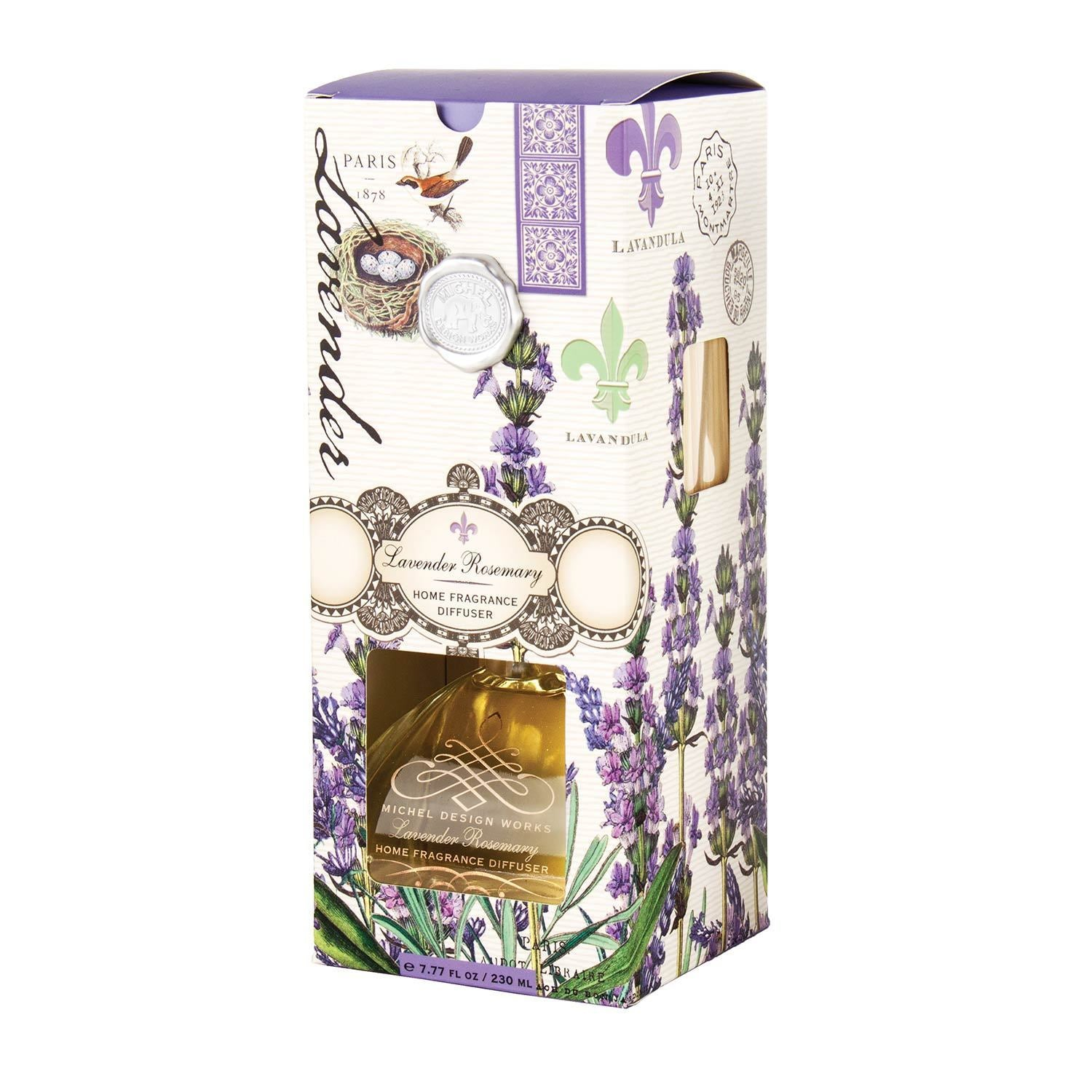 Michel Design Works Lavender & Rosemary Diffuser | Putti Fine Furnishings