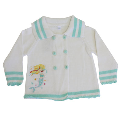 Mermaid Pram Coat