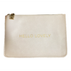 "Danielle - ""Hello Lovely"" Pouch, UCS-Upper Canada Soap, Putti Fine Furnishings"