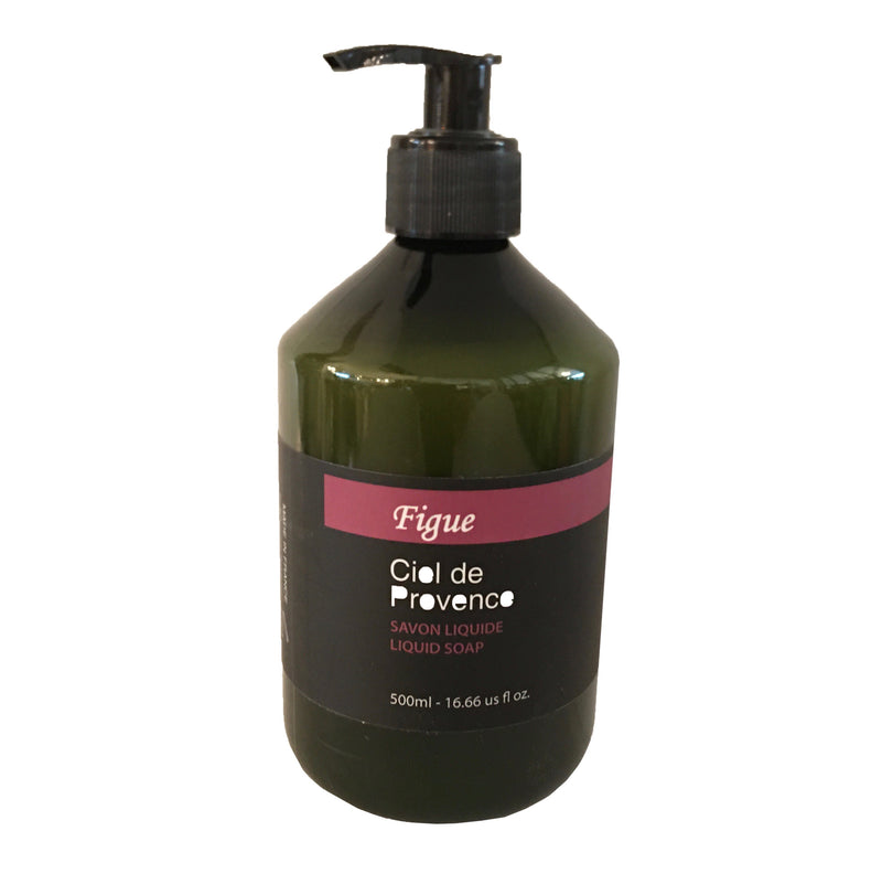 """Ciel de Provence"" Figue Liquid Soap"