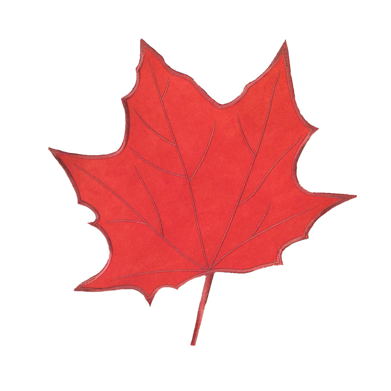 Maple Leaf Placemat - Putti Fine furnishings Canada