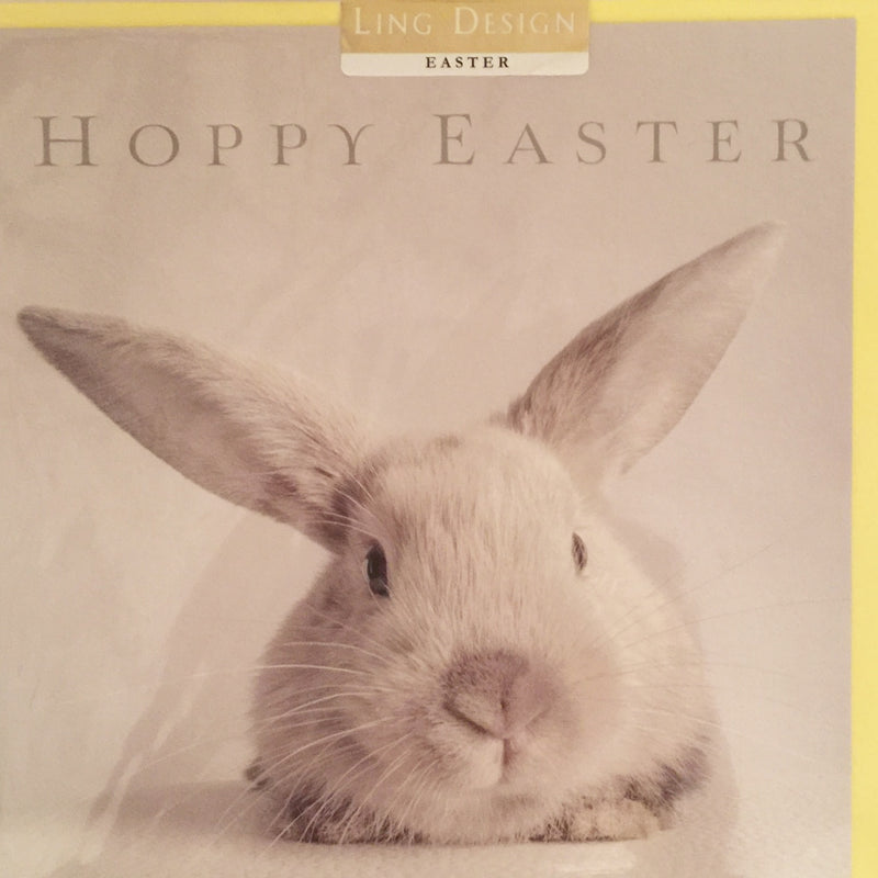 """Hoppy Easter"" Greeting Card, PEC-Paper E Clips, Putti Fine Furnishings"