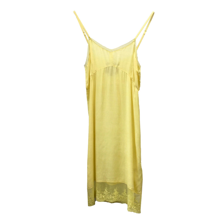 "Summer of Love ""Carerra"" Lemon Yellow Slip Dress, SOL-Summer of Love, Putti Fine Furnishings"