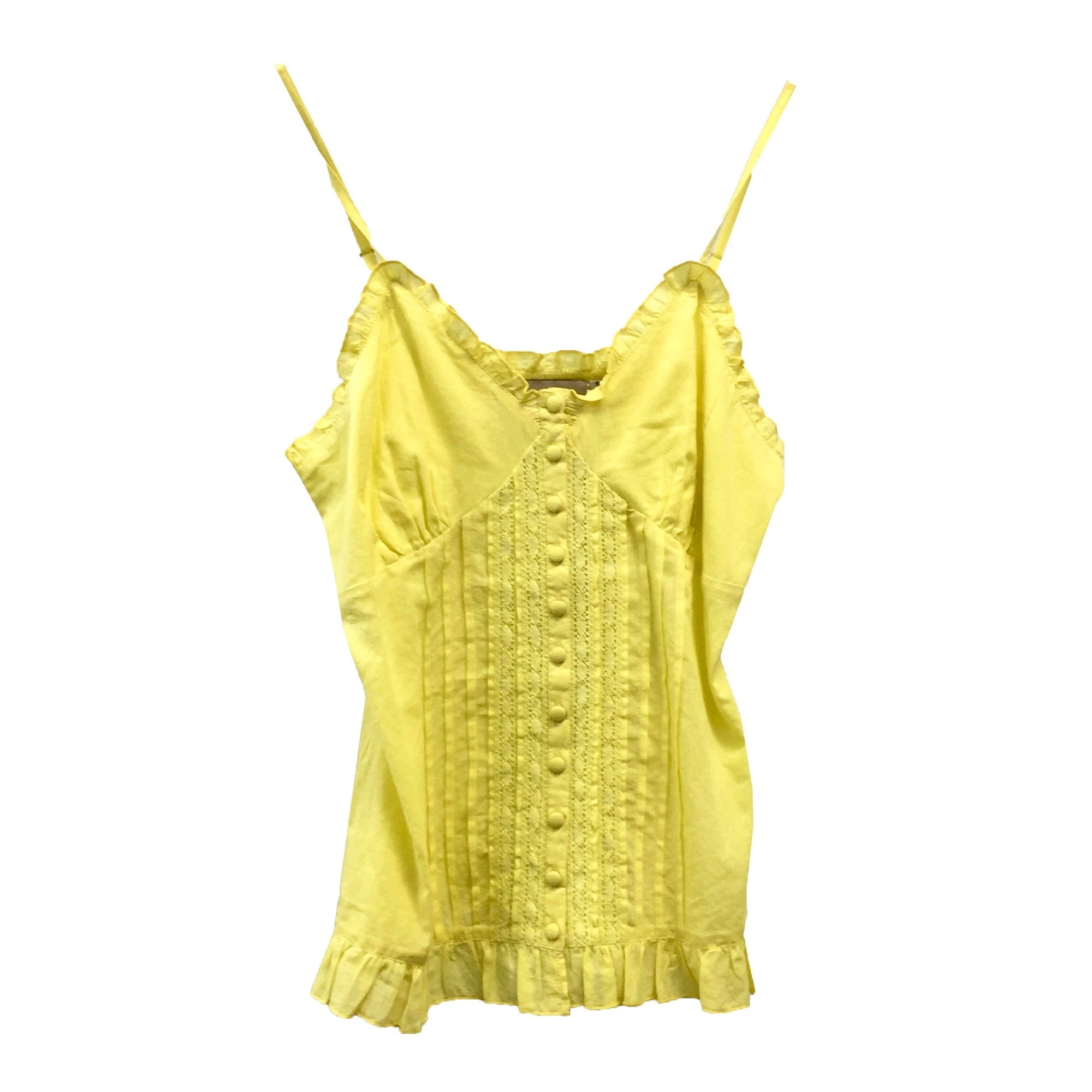 "Summer of Love ""Lava"" Yellow Camisole, SOL-Summer of Love, Putti Fine Furnishings"