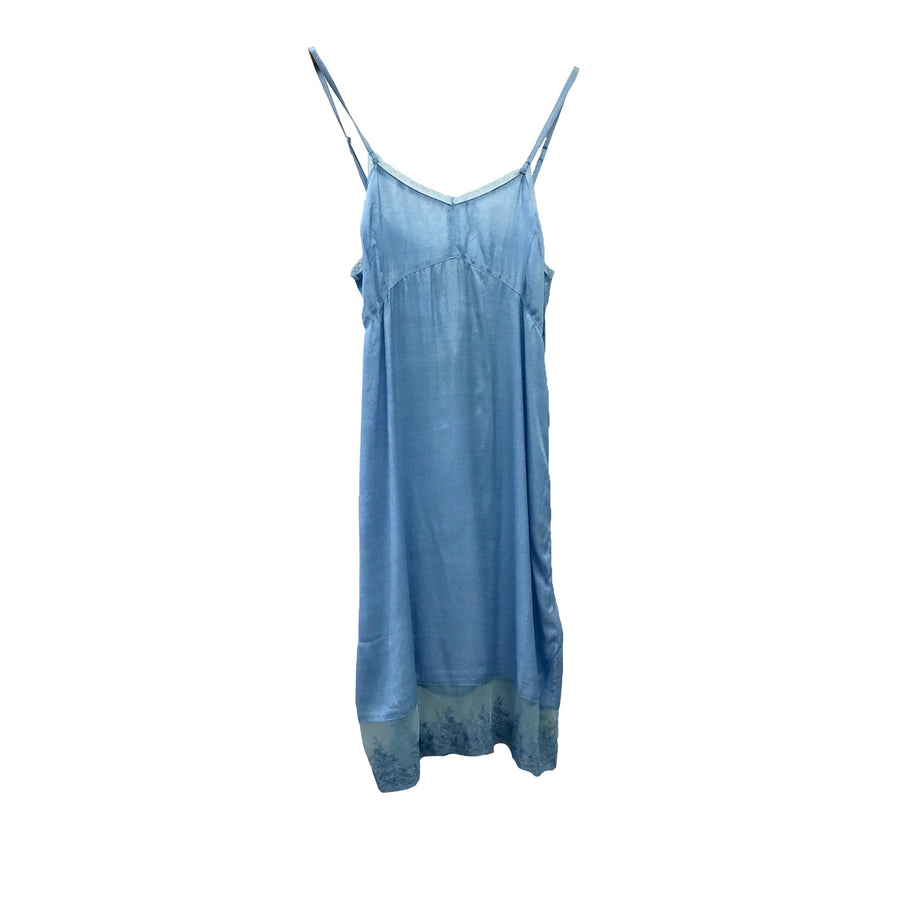 "Summer of Love ""Carerra Powder Blue Slip Dress, SOL-Summer of Love, Putti Fine Furnishings"