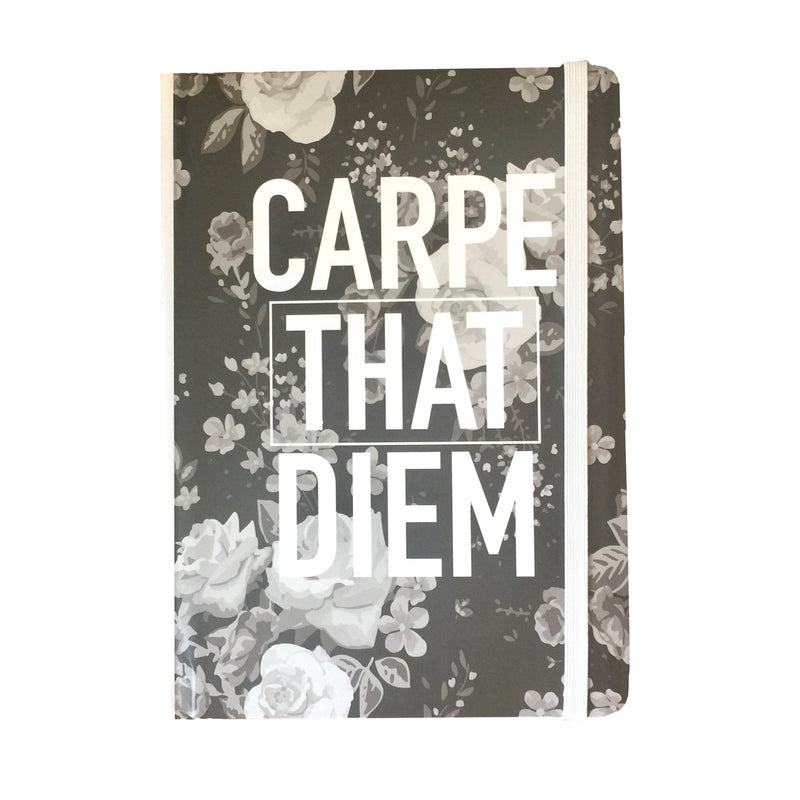 "CR Gibson ""Carpe That Diem"" Journal - Putti Fine Furnishings Canada"