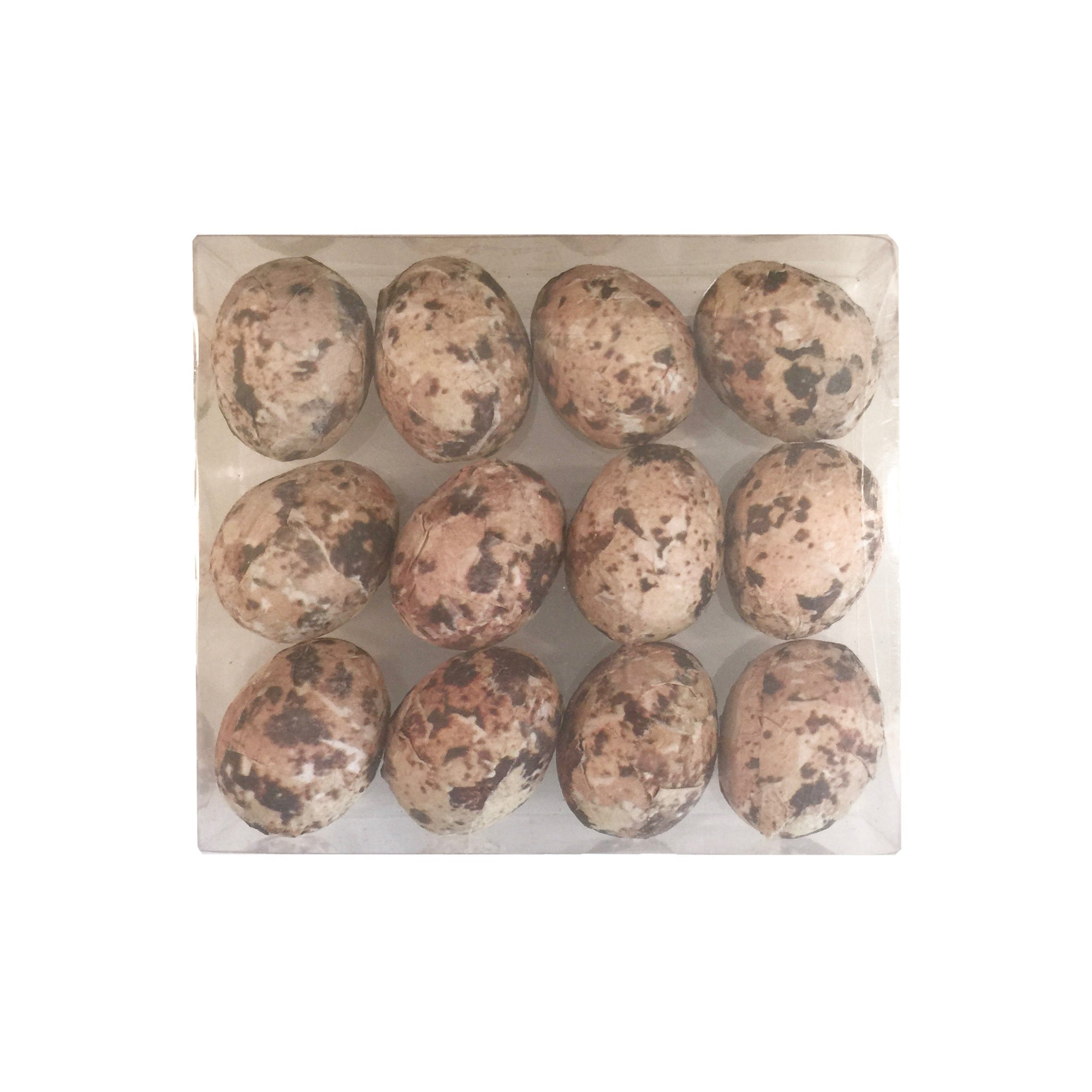 Paper Mache Quail Eggs - Putti Fine Furnishings Canada