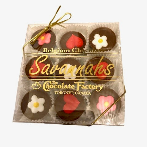 Valentine Chocolate Savannahs