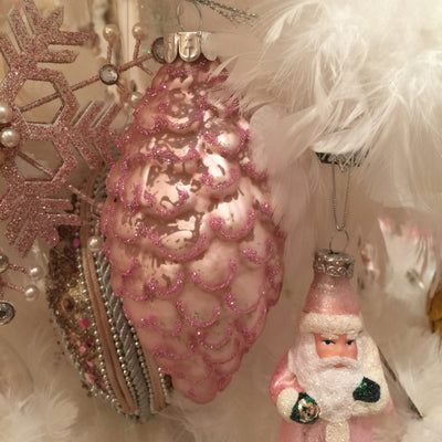 Pink Double Point Pinecone, FDI-Floridus Design Images, Putti Fine Furnishings