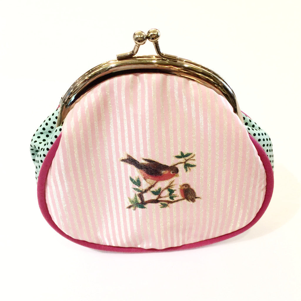 """Paris Deco"" Cosmetic Bag - Small"