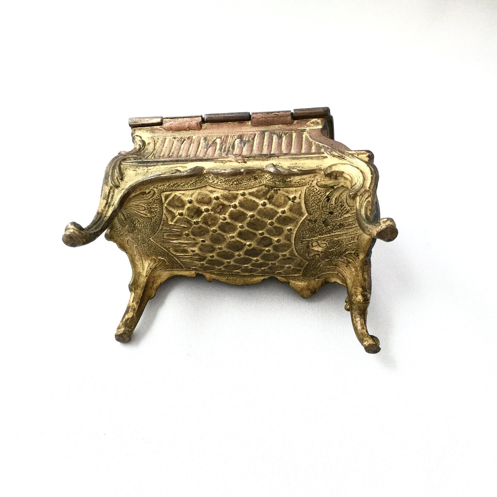 Antique French Trinket Box -  Antiques - Antique French - Putti Fine Furnishings Toronto Canada - 3