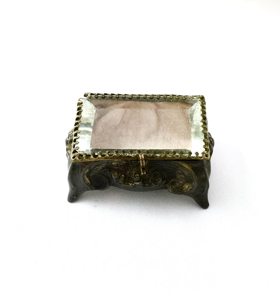 Antique French Trinket Box -  Antiques - Antique French - Putti Fine Furnishings Toronto Canada - 1