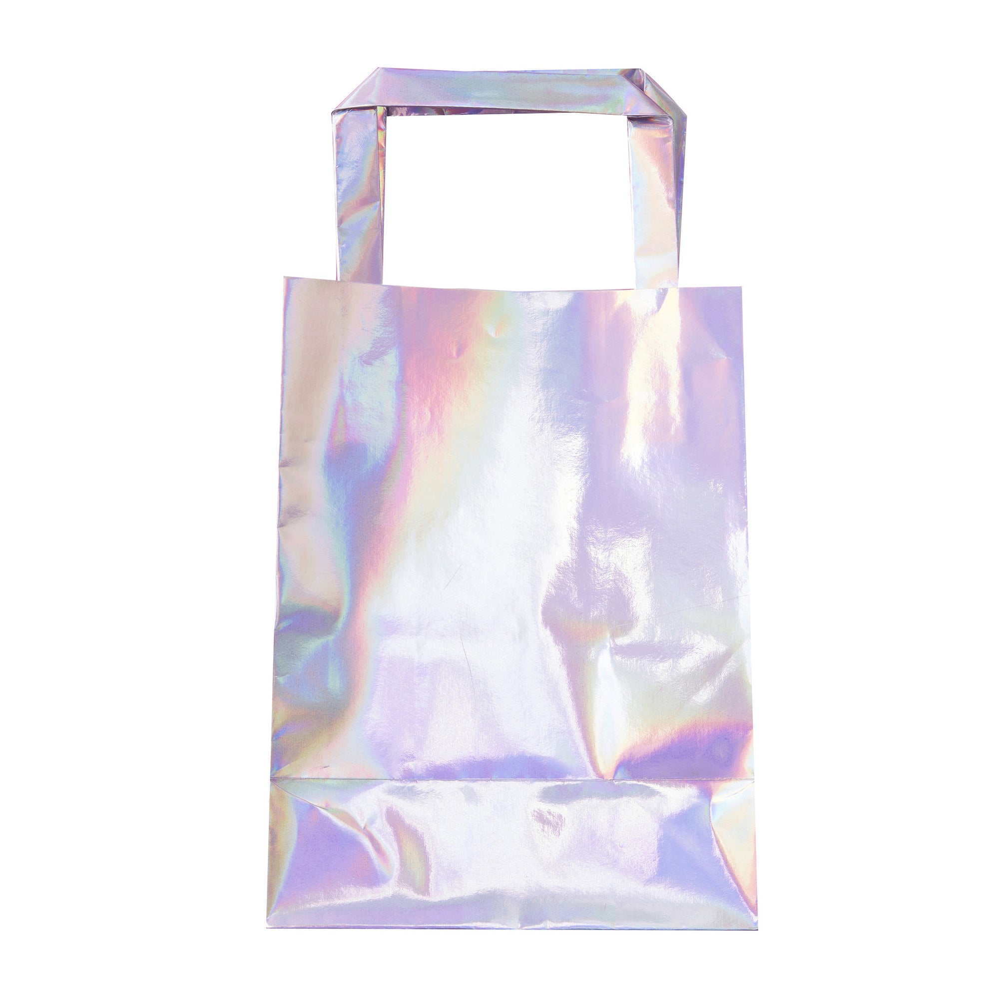Iridescent Party Bags With Handle, GR-Ginger Ray UK, Putti Fine Furnishings